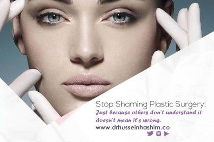Pourquoi il est temps d'arrêter de faire honte à la chirurgie plastique